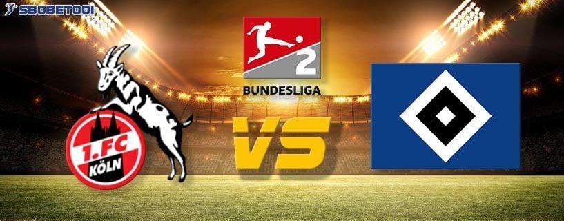 ทีเด็ดVIP บุนเดส ลีกา 2 เยอรมัน : โคโลญจน์ VS ฮัมบูร์ก