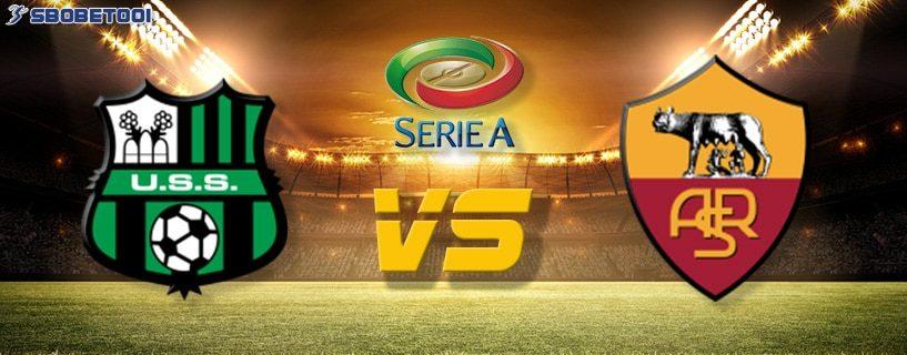 ทีเด็ดVIP เซเรีย อา อิตาลี : ซัสซัวโล่ VS โรม่า