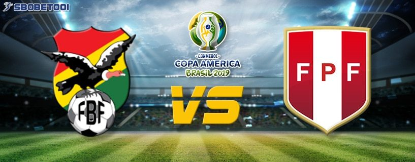 ทีเด็ดVIP โคปา อเมริกา 2019 : โบลิเวีย VS เปรู