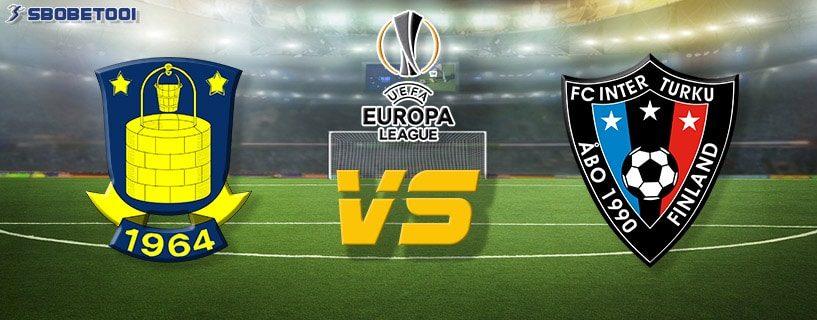 ทีเด็ดVIP ยูโรป้า ลีก : บรอนด์บี้ VS อินเตอร์ ตูร์คู