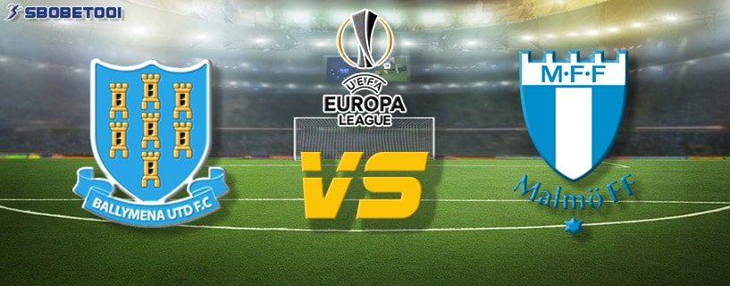 ทีเด็ดVIP ยูโรป้า ลีก : บัลลี่เมน่า ยูไนเต็ด VS มัลโม่