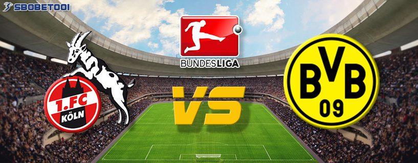 ทีเด็ดVIP บุนเดส ลีกา เยอรมัน : โคโลญจน์ VS ดอร์ทมุนด์
