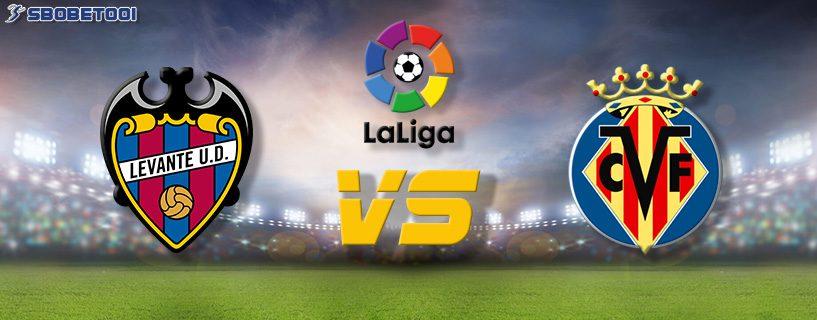 ทีเด็ดVIP ลา ลีกา สเปน : เลบานเต้ VS บีญาร์เรอัล