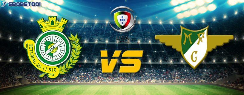 ทีเด็ดVIP ลีก้า โปรตุเกส : เซตูบัล VS โมไรเรนเซ่
