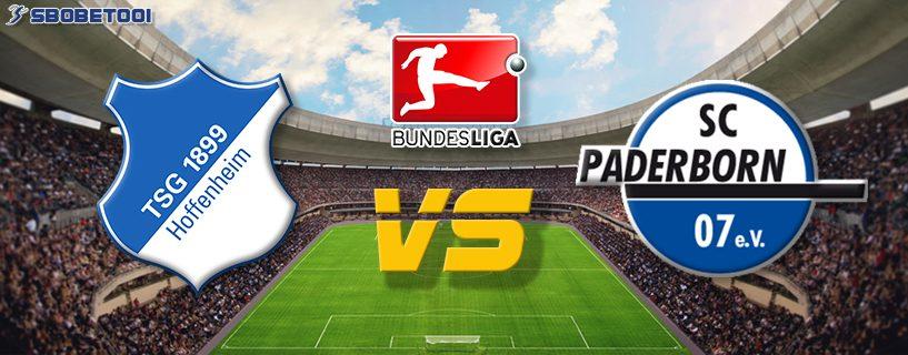 ทีเด็ดVIP บุนเดส ลีกา เยอรมัน : ฮอฟเฟ่นไฮม์ VS พาเดอร์บอร์น
