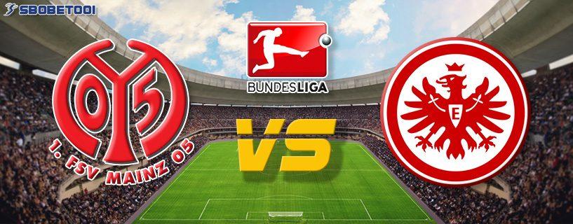ทีเด็ดVIP บุนเดส ลีกา เยอรมัน : ไมนซ์ VS แฟร้งค์เฟิร์ต