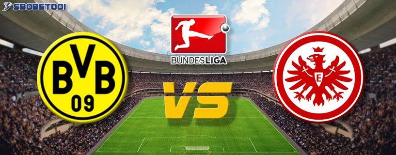 ทีเด็ดVIP บุนเดส ลีกา เยอรมัน : ดอร์ทมุนด์ VS แฟร้งค์เฟิร์ต
