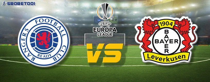 ทีเด็ดVIP ยูโรป้า ลีก : เรนเจอร์ส VS เลเวอร์คูเซ่น