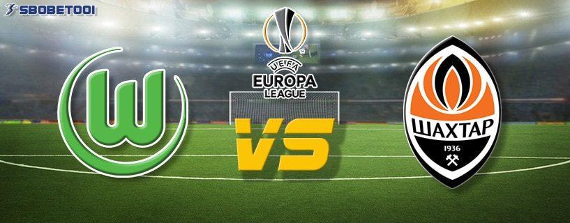 ทีเด็ดVIP ยูโรป้า ลีก : โวล์ฟสบวร์ก VS ชัคห์เตอร์ โดเน็ตส์ค