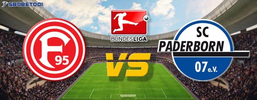 ทีเด็ดVIP บุนเดส ลีกา เยอรมัน : ดุสเซลดอร์ฟ VS พาเดอร์บอร์น