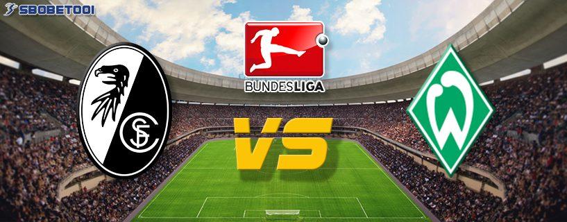 ทีเด็ดVIP บุนเดส ลีกา เยอรมัน : ไฟร์บวร์ก VS เบรเมน