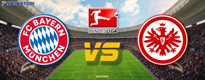 ทีเด็ดVIP บุนเดส ลีกา เยอรมัน : บาเยิร์น VS แฟร้งค์เฟิร์ต