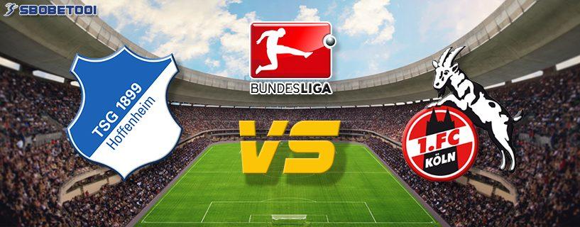 ทีเด็ดVIP บุนเดส ลีกา เยอรมัน : ฮอฟเฟ่นไฮม์ VS โคโลญจน์