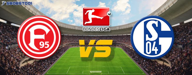 ทีเด็ดVIP บุนเดส ลีกา เยอรมัน : ดุสเซลดอร์ฟ VS ชาลเก้