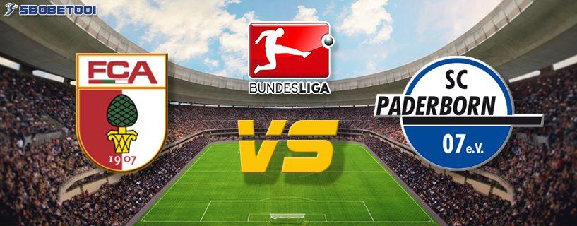 ทีเด็ดVIP บุนเดส ลีกา เยอรมัน : เอ๊าก์สบวร์ก VS พาเดอร์บอร์น
