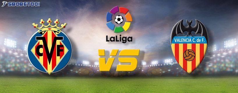 ทีเด็ดVIP ลา ลีกา สเปน : บียาร์เรอัล VS บาเลนเซีย