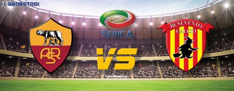 ทีเด็ดVIP เซเรีย อา อิตาลี : โรม่า VS เบเนเวนโต้