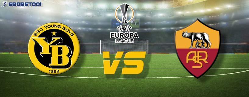 ทีเด็ดVIP ยูโรป้า ลีก : ยัง บอยส์ VS โรม่า