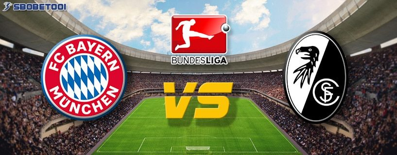 ทีเด็ดVIP บุนเดส ลีกา เยอรมัน : บาเยิร์น VS ไฟร์บวร์ก