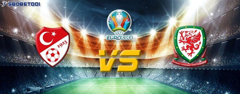 ทีเด็ดVIP ยูโร 2020 : ตุรกี VS เวลส์