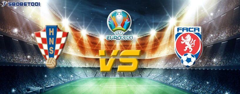 ทีเด็ดVIP ยูโร 2020 : โครเอเชีย VS เช็ก