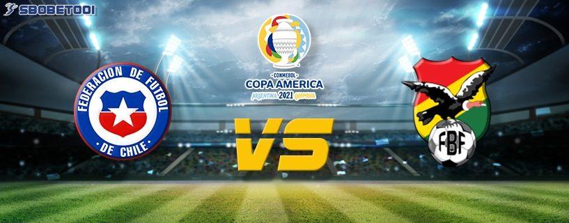 ทีเด็ดVIP โคปา อเมริกา 2021 : ชิลี VS โบลิเวีย