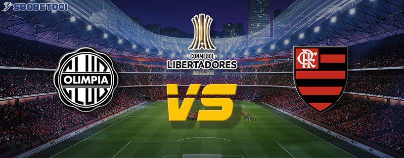 ทีเด็ดVIP โคปา ลิเบอร์ตาโดเรส : โอลิมเปีย VS ฟลาเมงโก้