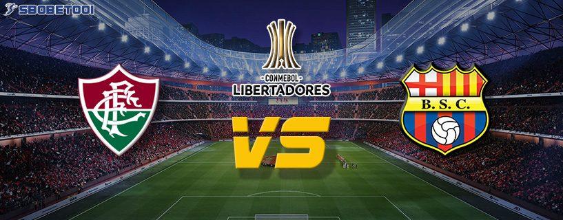 ทีเด็ดVIP โคปา ลิเบอร์ตาโดเรส : ฟลูมิเนนเซ่ VS บาร์เซโลน่า