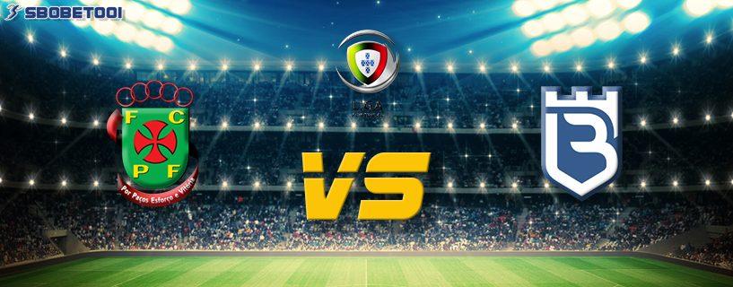 ทีเด็ดVIP ลีก้า โปรตุเกส : ปากอส แฟร์ไรร่า VS เบเลเนนเซส