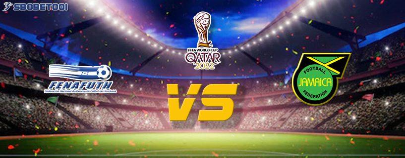 ทีเด็ดVIP คัดบอลโลก 2022 : ฮอนดูรัส VS จาไมก้า