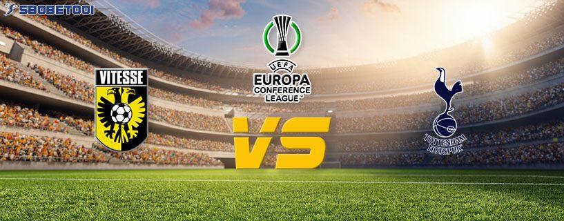 ทีเด็ดVIP ยูโรป้า คอนเฟอเรนซ์ ลีก : วิเทสส์ VS สเปอร์ส